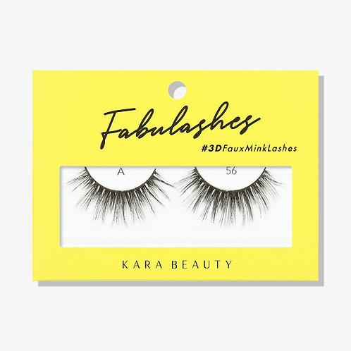 KARA BEAUTY - A56 Fabulashes