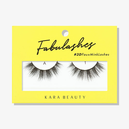KARA BEAUTY - A1 Fabulashes