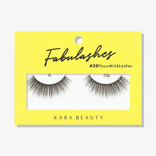 KARA BEAUTY - A106 Fabulashes