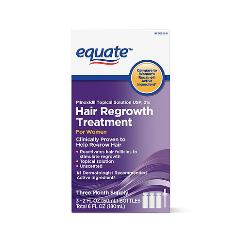 EQUATE - Hair Regrowth Treatment for WomenEQUATE