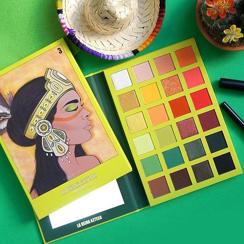 KARA BEAUTY - La Reina Azteca Shadow Palette