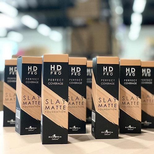 ITALIA DELUXE - HD Pro Slay Matte Foundation