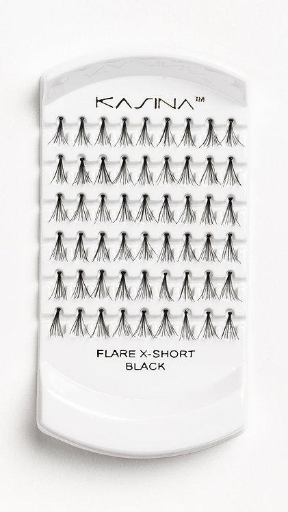 KASINA - Free Individual Lash Short Black