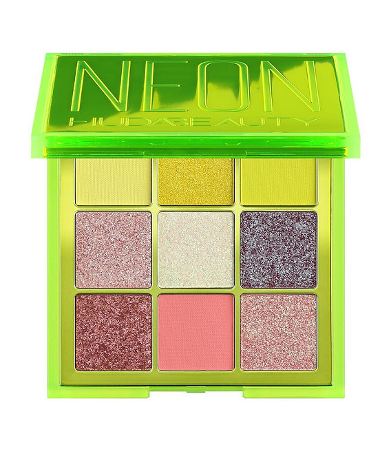 HUDA BEAUTY - NEON Obsessions Palette Green