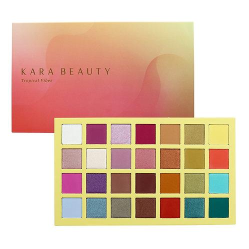 KARA BEAUTY - Tropical Vibes Shadow Palette