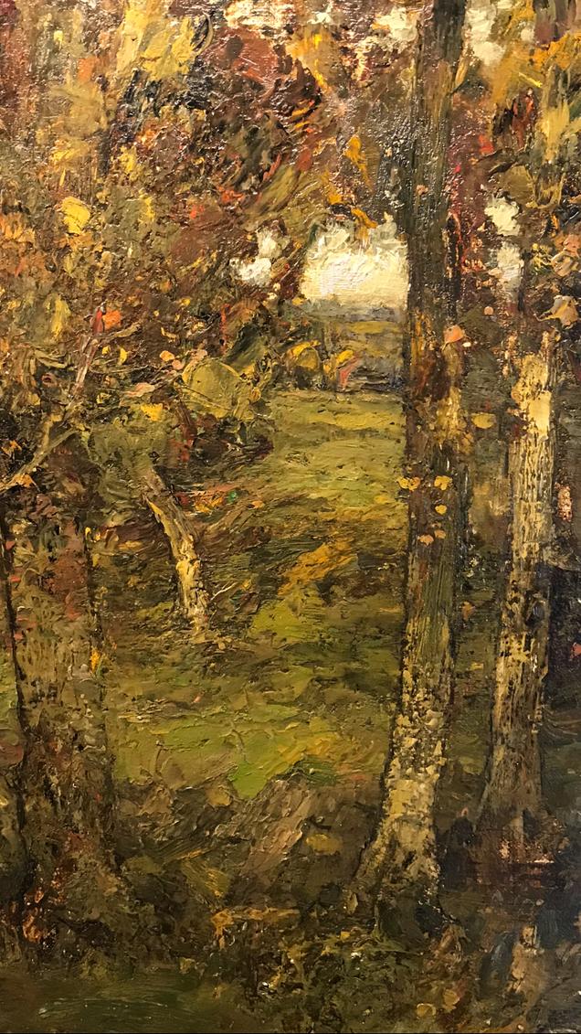 WILLIAM MOUNCEY | Dark Rolling Dee | exhibited Royal Glasgow Institute 1899