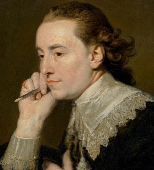 JOHN THOMAS SETON   Self-portrait   circa 1775