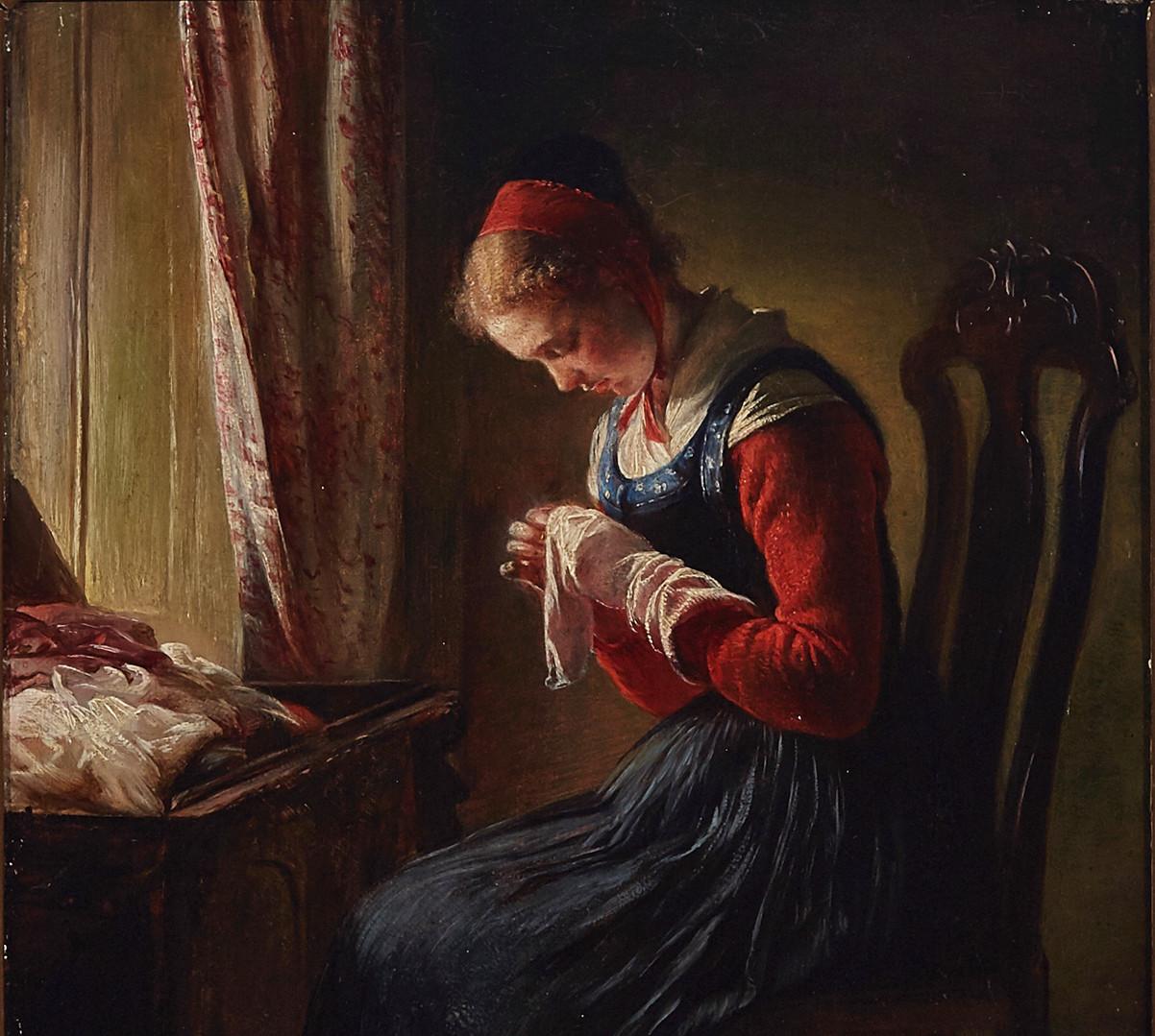ELISABETH JERICHAU-BAUMANN (1819-1881)