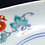 Thumbnail: A fine 17thc Kakiemon square footed bowl enamelled with chrysanthemums, c1690