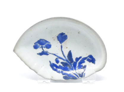 Early Enamelled Kakiemon-related c1660