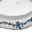 Thumbnail: An exceptionally rare Early Enamelled Kakiemon shell dish with blue poppy, c1660