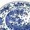 Thumbnail: A fine 17thc Japanese Ai Kakiemon export dish decorated with ho-o birds, c1670