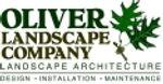 oliver landscape company leaf logo
