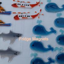 Fridge magnet selection