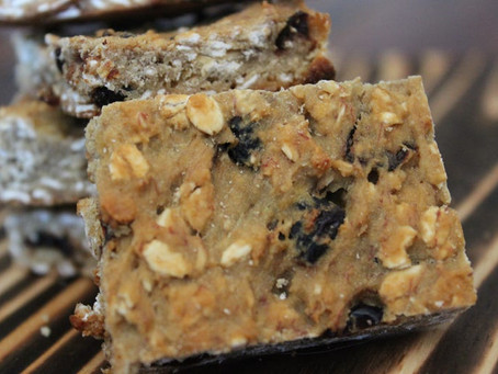 In the Kitchen with Kevin: Turkey Power Bars
