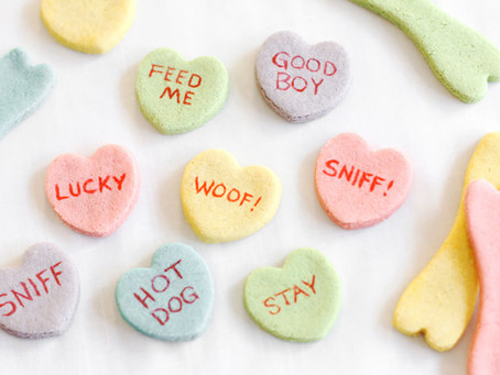 In the Kitchen with Kevin: Valentine Conversation Hearts