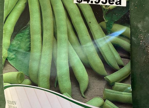 Seeds - Bush Bean Sinatra Stringless