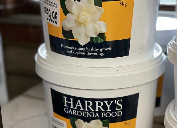 Harry's Gardenia Food 5kg
