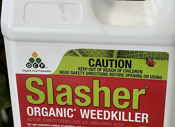 Slasher Organic Weedkiller 1 litre concentrate