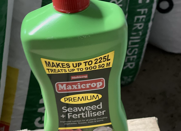 Maxicriop 600ml concentrate Seaweed and plant food