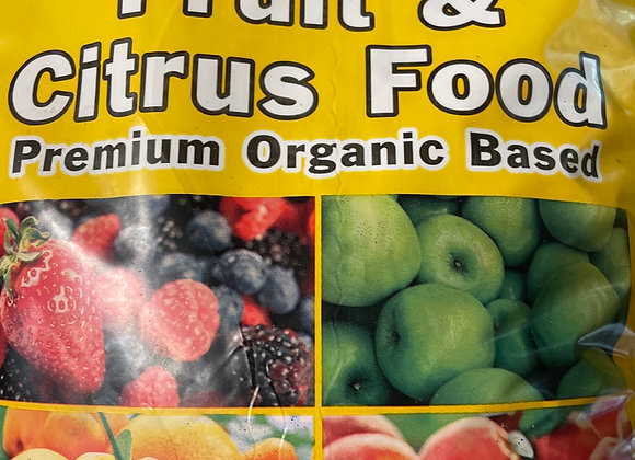 Grow Better Organic Based Citrus Food 2.5kg