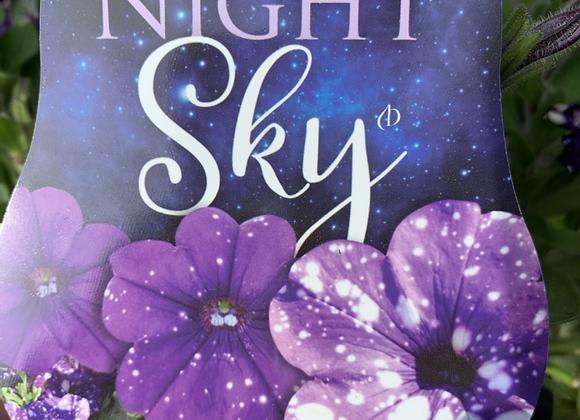 Petunia - spreading perennial NIGHT SKY