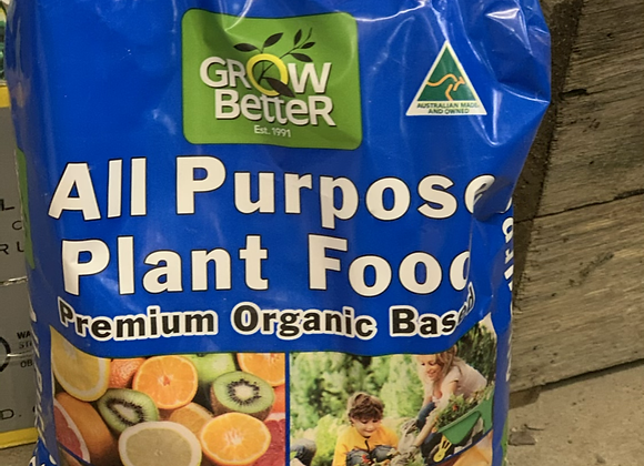 Grow Better All Purpose Plant Food 2.5 kg