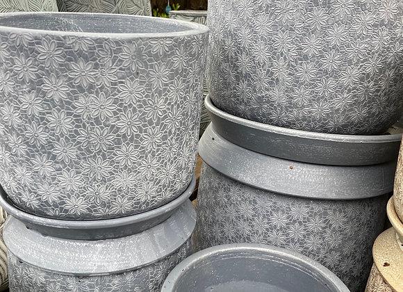 Carla Indoor pot - Saphire size A