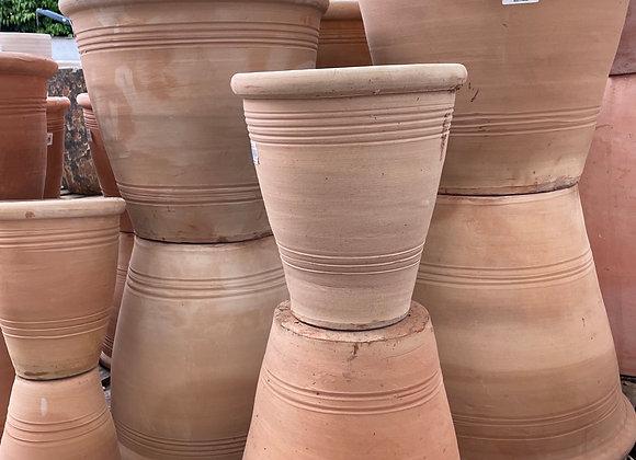 Kala Planter Terracotta - MED 29x32cm