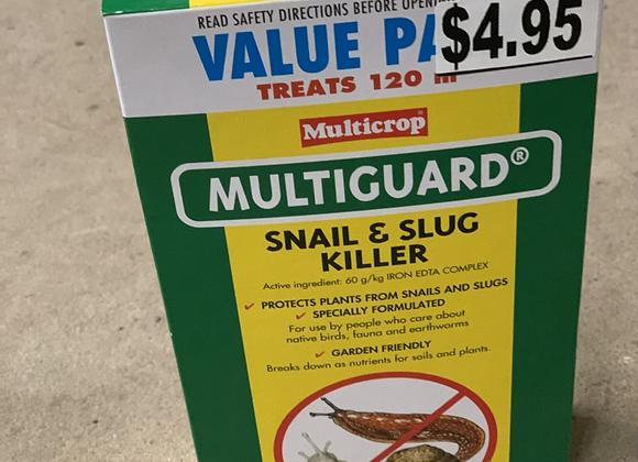 Multiguard Snail Pellets 600g