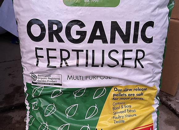 Grow Better Organic Fertiliser 15kg