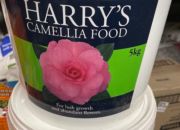 Harry's Camellia Food 5kg