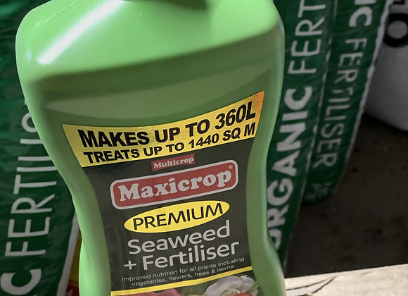 Maxicriop 1 Litre concentrate Seaweed and plant food