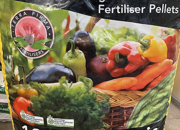 Organic Life 100% organic fertiliser 25kg SPECIAL PRICE