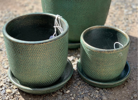 Soho Pot Range Green
