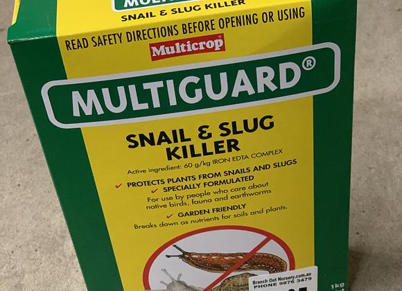 Multiguard Snail Pellets 1KG