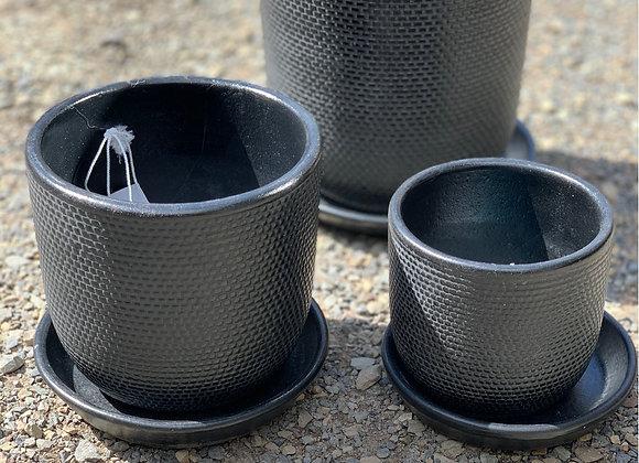 Soho Pot Range Black