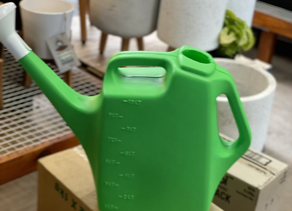 Watering Can - Green  UV STABILISED 10 litre