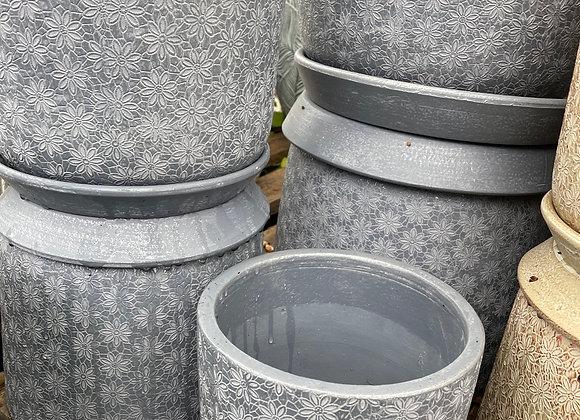 Carla Indoor pot - Saphire size C