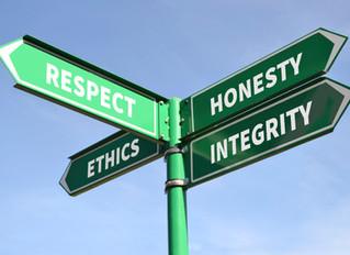 Five Universal Principles as a Fundraiser