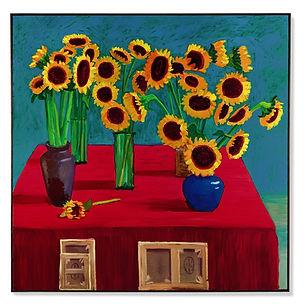 Hockney's 30 Sunflowers.jpg