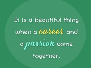 Passion is the Genesis of Genius