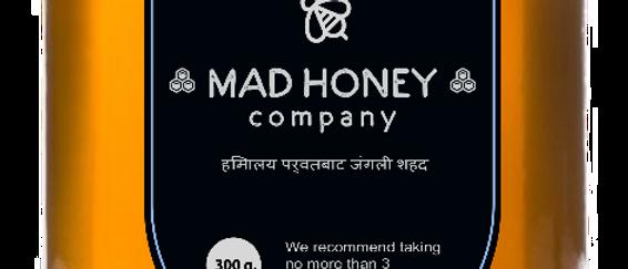 Mad Honey Bottle 300gr