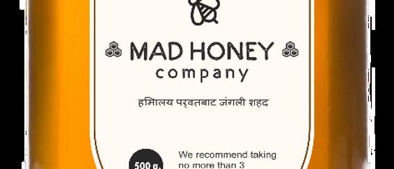 Mad Honey Bottle 500gr