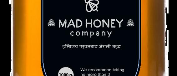 Mad Honey Bottle 1000gr