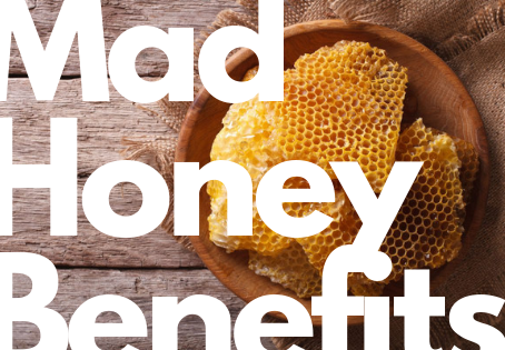 BENEFITS OF MAD HONEY