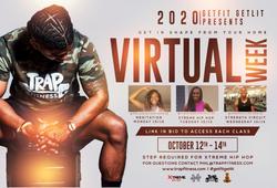 Virtual fitness week