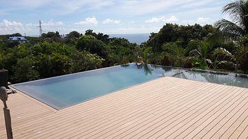 Terrasses, amenagement exterieur, bois composite, sylneo, garantie 20 ans, résistant, design, qualité, confort, écologie, recyclable