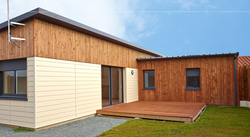 wood composite cladding fashion