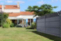 Clôture, bois composite, aménagement exterieur, sylneo, Terrasses, garantie 20 ans, résistant, design, qualité, confort, écologie, recyclable